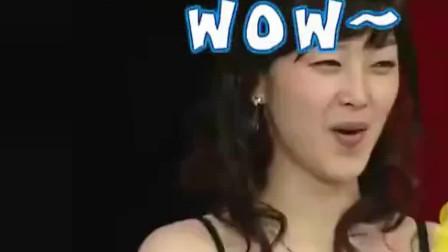 韩国综艺《情书》,金钟民帅不过三秒集锦,全慧彬表情亮了