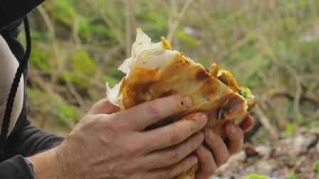脆皮丛林船馅饼