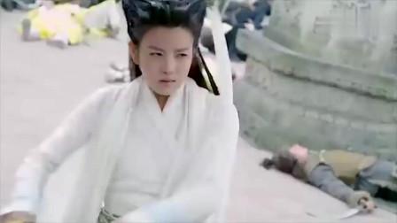 神雕侠侣:小龙女临死想见过儿,他从天而降,姑姑:我不是做梦吧
