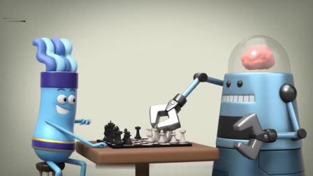 小蓝发明的机器人玩游戏总是赢他,于是他想到了一个稳赢的游戏