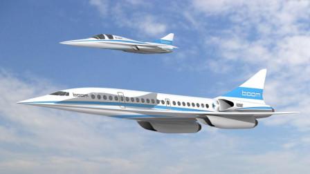 世界最快的客机,时速高达2335km/h,北京到洛杉矶仅需4小时