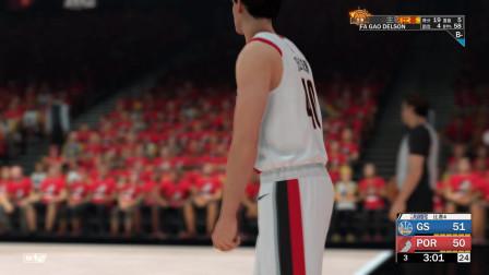【小发糕解说】NBA2K19生涯第五十九期:悬崖边的救赎