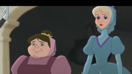 灰姑娘穿上平民的衣服,侍女竟没有认出她就是王妃