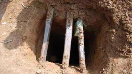 4名盗墓贼盗挖千年汉墓,全部丧命,刑警查清真相后狂喜!