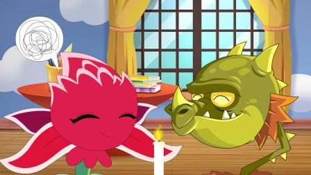 生日愿望-植物大战僵尸搞笑动画