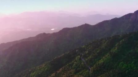 航拍中国:天姥山见证中国最古老的登山鞋!