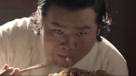 胖子吃饭以盆记量,秀才懵了:兄弟好饭量!胖子笑了:放心能吃完
