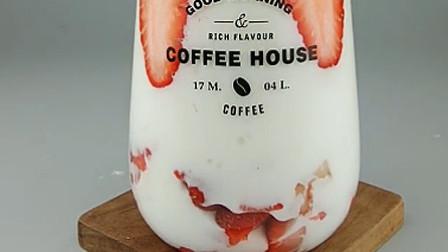 自制的芒果酸奶,做法不能少了这一步,做出来的酸奶非常好喝