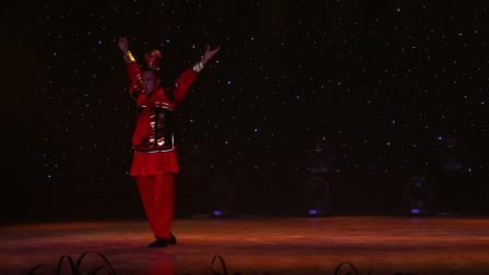 红河学院 2012级舞蹈学班男子独舞《秦王点兵》