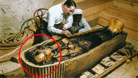 皇帝的陵墓被挖开后,接连死了十几人,揭秘世界六大诅咒之谜?