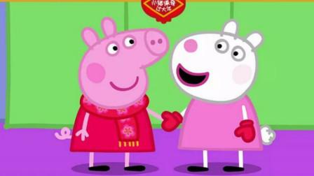 汤圆饺子和父母过春节档,动画与生活相结合,点燃过年童趣味