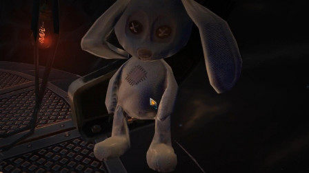 [预览]恐怖兔子会跳舞 千万不要惊艳到大家