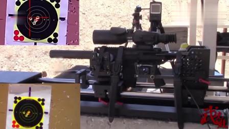 专业的枪械测试仪器,来见识一下吧!