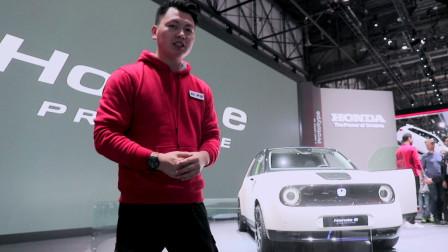 BBCar 日内瓦车展解读Honda e,这辆本田小可爱会进入中国吗?