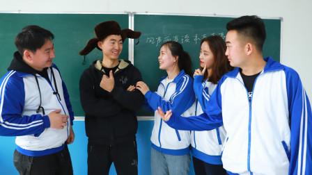 老师和学生用绝地求生游戏对对联,一句比一句精彩,真佩服