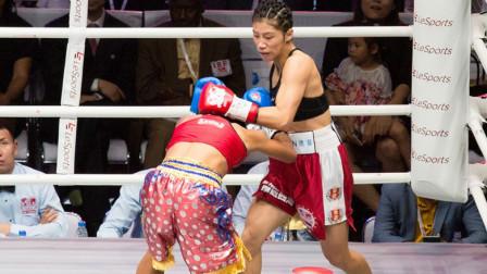 中国拳击比赛视频 世界女拳击手排名 中国拳击女神蔡宗菊入围 被誉为现代版花木兰
