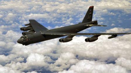 美国再度出手!B52H轰炸机绕南沙侧飞,菲律宾直接发出警告