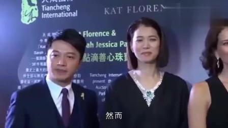 """模范夫妻是假的?张智霖袁咏仪被指""""为挣钱假恩爱"""",私下零交流"""