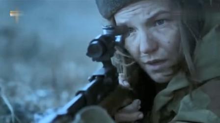 俄罗斯最新二战片, 枪战场面足够猛烈震撼, 没看过的赶紧补上!