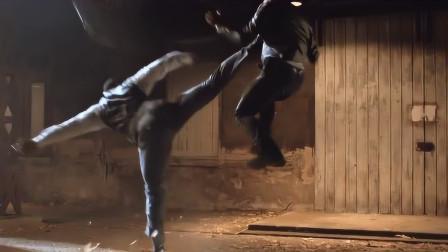 轰天抢救:他与托尼激斗起来,托尼有些打不过他!