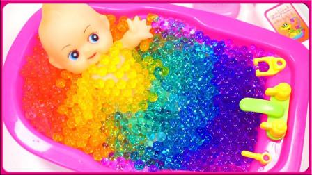 彩虹宝宝玩具好开心唷! 海绵宝宝 贝瓦儿歌恐龙救援队小马宝莉宝宝巴士儿歌