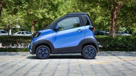 宝骏这款小型电动汽车比Smart还小,续航达200公里,值得购买吗?