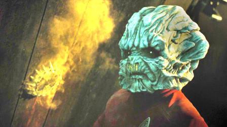 小个子外星人长相丑陋,鼻涕却是强酸,还能融化金属!