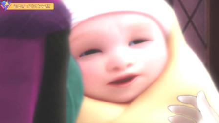 学龙高手×冰雪奇缘,冰雪女王、希卡普结婚、生了一个女儿,但敌人却找上门,结局不是HE