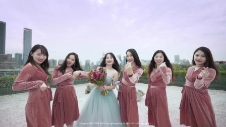 【爱晴LoveSunny婚礼电影】《因舞而爱》
