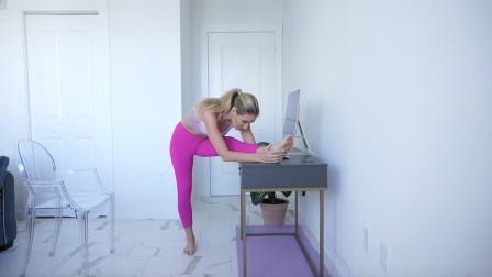 办公室瑜伽