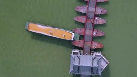 《航拍中国》 广东:这座桥传承了八百年前的智慧