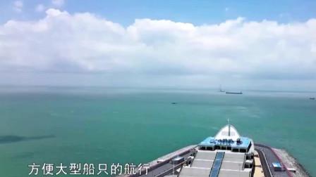 《航拍中国》太骄傲,港珠澳大桥的工程学背后的
