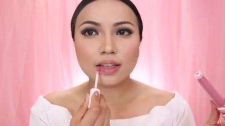 两分钟打造迷人新娘妆,这个胖脸美眉惊艳了!