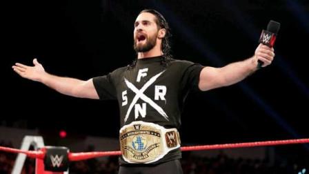 WWE赛斯罗林斯最疯狂的战争践踏 千万不要模仿