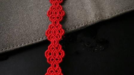 手工编绳,私人订制祥云手链项链手链耳坠书签,做礼物的佳品