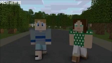 我的世界动画-丧尸小镇-上-LoyalJake's Minecraft Channel