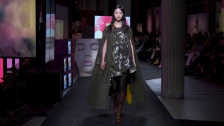 巴黎时装周Miu Miu 2019秋冬时装秀,Miu Miu的衣服真的很适合穿