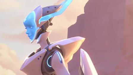 设计师暗示《守望先锋》下一个英雄能飞 可能是女性智械