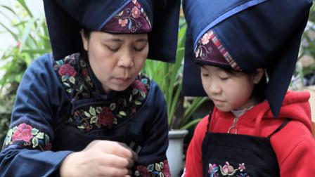 绣娘回乡教刺绣 带2000位妈妈就业