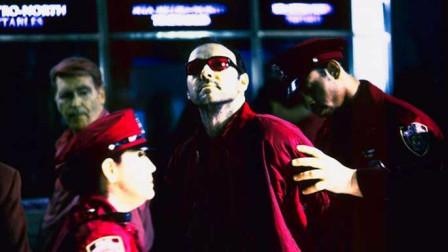 美国科幻片《K星异客》,外星人来到地球,被当成精神病关进精神病院治疗