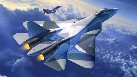 隐身性再被质疑!苏57战斗机量产推迟,这款战机到底行不行?