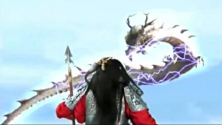 上古时代唯一长有翅膀的神龙,曾帮大禹治水,擒获巨兽无支祁!