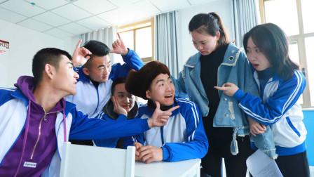 学生上课回答问题,用唱歌的方式表达,真有才