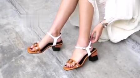 2双高跟鞋,舒适与美丽并存!