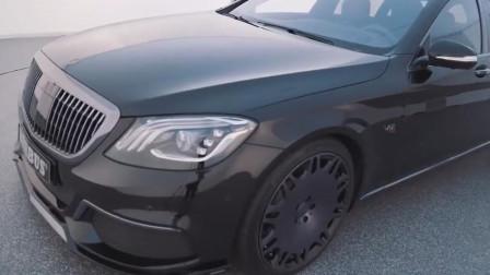 价值300万的迈巴赫S级能不能改装,问问这台巴博斯900就知道了!