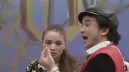 """小品:第一次见面,黄宏竟然要送宋丹丹这么""""珍贵""""的礼物,太逗"""