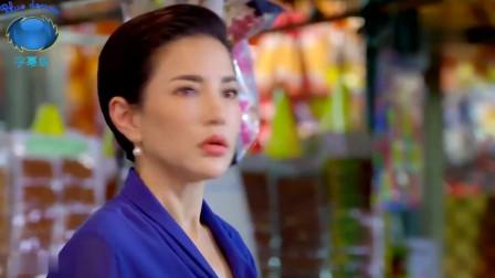 妒海2019:坏心夫人以紫米糕开始揣测渔民老婆的真实身份了