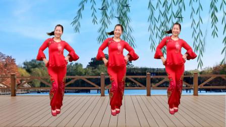经典老歌广场舞《回娘家》送给您,朋友们都要记得回娘家!
