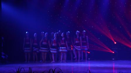 红河学院 音乐舞蹈学院女子佤族群舞