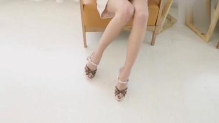 2双至美高跟鞋,展现出女性妩媚风采!